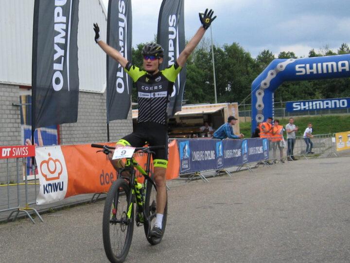 De Graaff pakt 2e Kampioenstitel op de MTB in Landgraaf