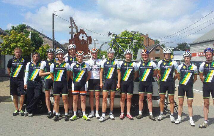 De Ronde van Luik door Leon van der Ster